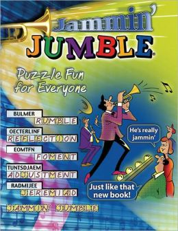 Jammin' Jumble: Puzzle Fun for Everyone