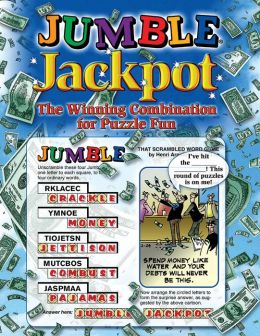Jumble Jackpot: The Winning Combination for Puzzle Fun