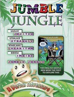 Jumble Jungle: A Verbal Adventure