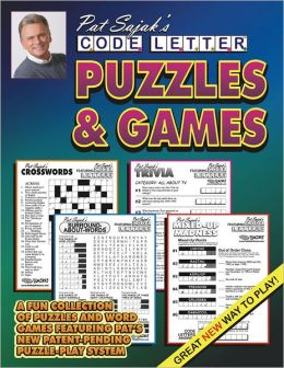 Pat Sajak's Code Letter Puzzles & Games