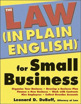 Law in Plain English for Small Business