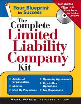 Complete Limited Liability Kit (+CDROM)