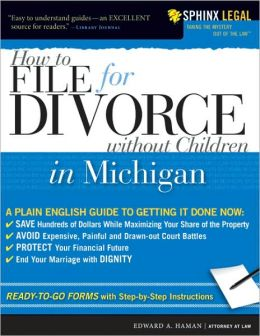 How to File for Divorce in Michigan without Children