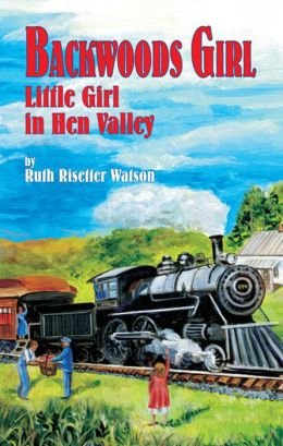 Backwoods Girl: Little Girl in Hen Valley