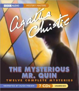 Mysterious Mr. Quin CD: 12 Complete Stories