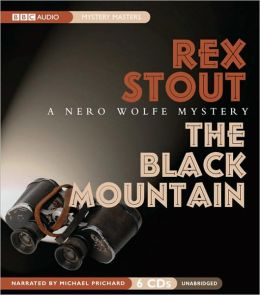 The Black Mountain (Nero Wolfe Series)