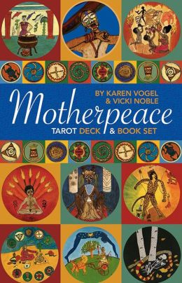 Motherpeace Tarot Deck and Book Set