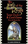 Lord of the Rings Tarot Deck and Book Set