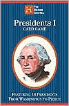 Presidents I Card Game: Washington to Pierce