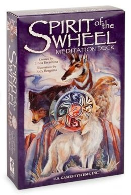 Spirit of the Wheel Meditation Deck with Poster and Booklet