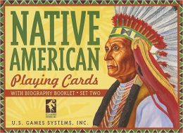 Native American, Set Two: Playing Cards [With Biography Booklet]