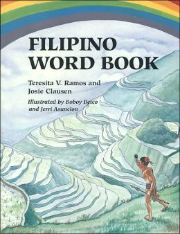 Filipino Word Book With CD