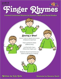 Finger Rhymes: Content-Connected Rhymes for Science, Math and Social Studies