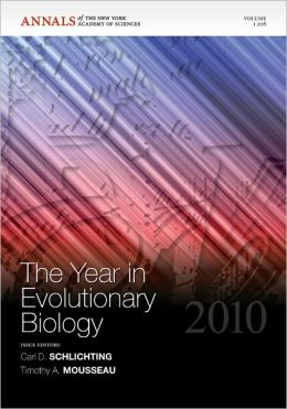The Year in Evolutionary Biology 2010