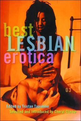 Best Lesbian Erotica 2003