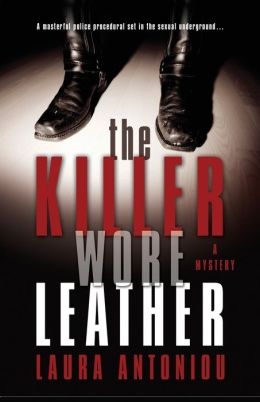 The Killer Wore Leather: An S/M Mystery