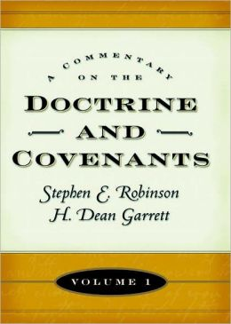 Commentary on the Doctrine and Covenants