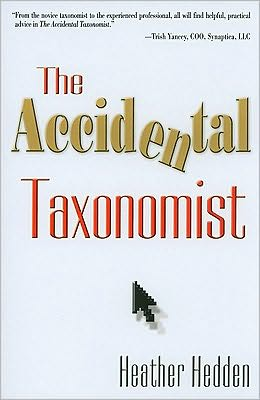 The Accidental Taxonomist