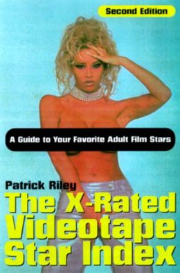 The X-Rated Videotape Star Index II