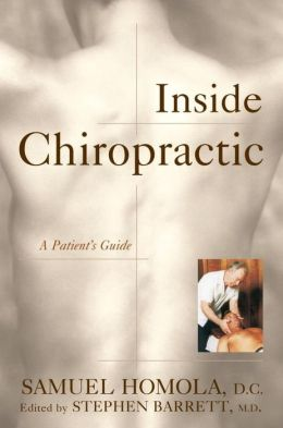 Inside Chiropractic: A Patient's Guide