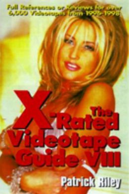 The X-Rated Videotape Guide, 1998-1999