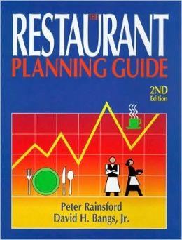 Restaurant Planning Guide