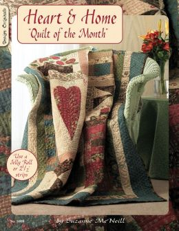 Heart & Home: Quilt of the Month