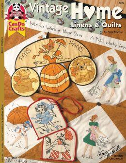 Vintage Home Linens & Quilts