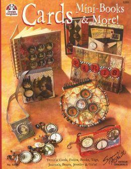 Cards Mini - Books and More!: Suzanne McNeill Design Origials