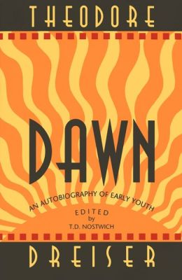 Dawn: The Autobiography of Early Youth