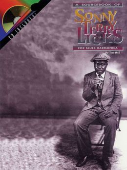 A Sourcebook Sonny Terry Licks for Blues Harmonica