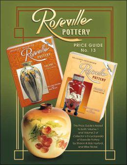 Roseville Price Guide