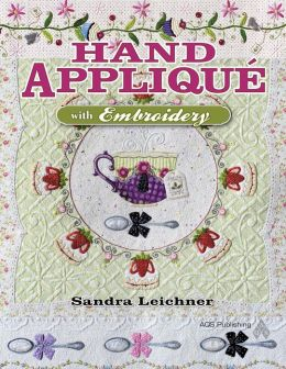 Hand Applique with Embroidery