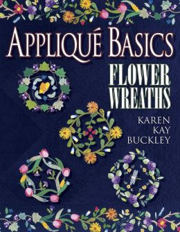 Applique Basics: Flower Wreaths