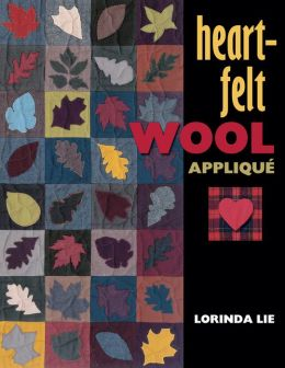 Heart-Felt Wool Applique