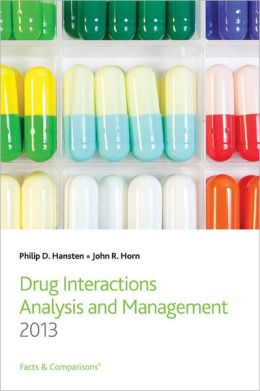 Drug Interaction Analysis and Management 2013