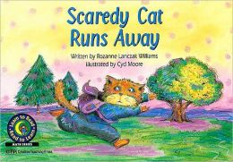 Scaredy Cat Runs Away
