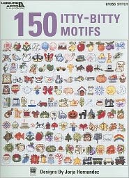 150 Itty-Bitty Motifs