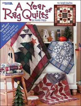 Year of Rag Quilts