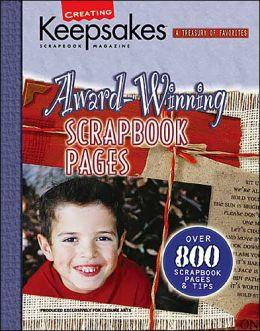 Award-Winning Scrapbook Pages (Creating Keepsakes Books Series)