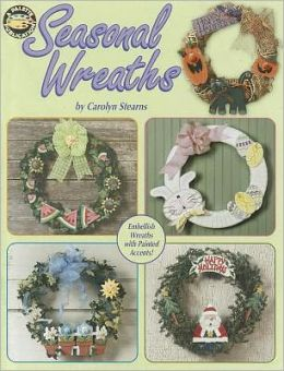 Seasonal Wreaths (Leisure Arts #22558)