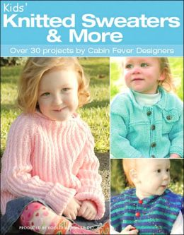 Kids' Knitted Sweaters and More