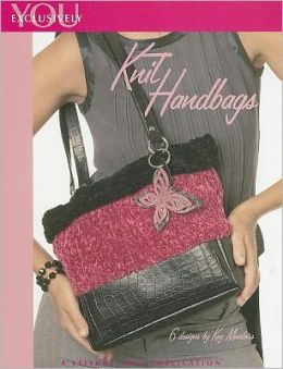 Knit Handbags (Leisure Arts #4479)