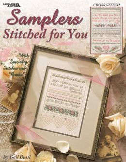 Samplers Stitched for You (Leisure Arts #3515)