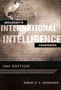 Brassey's International Intelligence Yearbook 2001