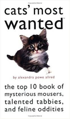 Cat's Most Wanted: The Top 10 Book of Mysterious Mousers, Talented Tabbies, and Feline Oddities