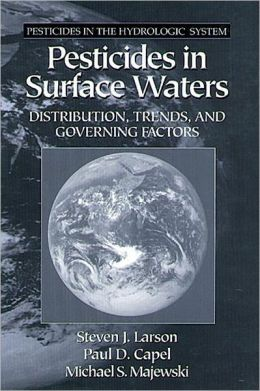Pesticides in Surfaces Waters: Distribution, Trends, and Governing Factors