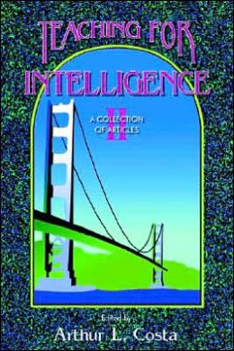 Teaching For Intelligence Ii