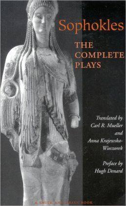 Sophokles: The Complete Plays
