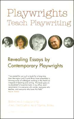 Playwrights Teach Playwriting